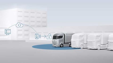Aplicación Bosch llaves del coche