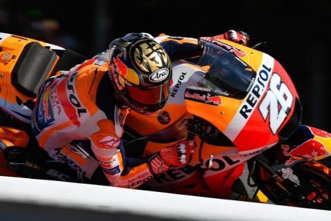 Dani Pedrosa domina los Libres MotoGP Brno 2018