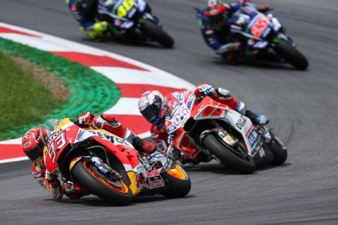 Horarios MotoGP Austria 2018
