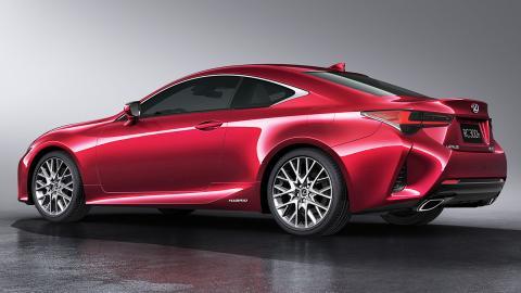 Lexus RC 300h 2019