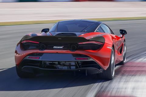 McLaren 720S DMC