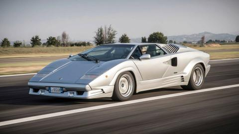 Origen nombre Lamborghini Countach