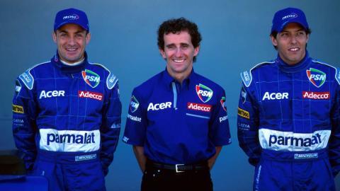 Prost F1 2001