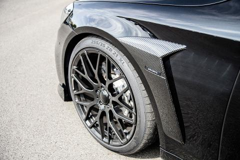 Prueba: Brabus 800 Mercedes-AMG S 63
