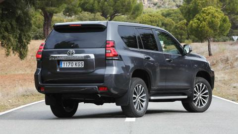 Prueba Toyota Land Cruiser 150 VXL 5 puertas toyota Toyota no abandona el diésel, estos modelos seguirán usándolo prueba toyota land cruiser 150 vxl 5 puertas