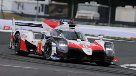 Toyota 8 Silverstone