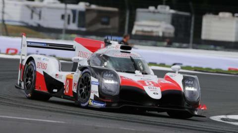 Toyota WEC Silverstone