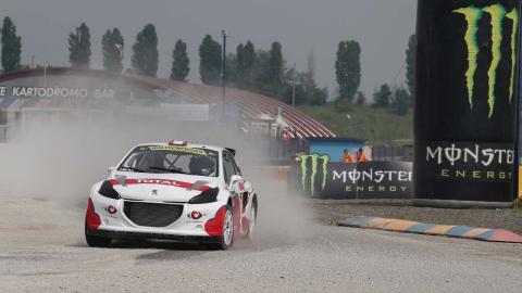 Villeneuve rallycross