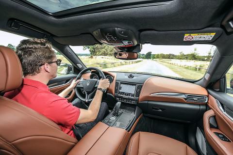 Al volante: Maserati Levante 2019