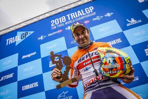 24º título de campeón del mundo de Trial para Toni Bou