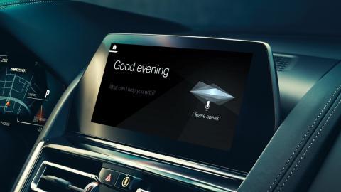 Asistente Personal Inteligente BMW