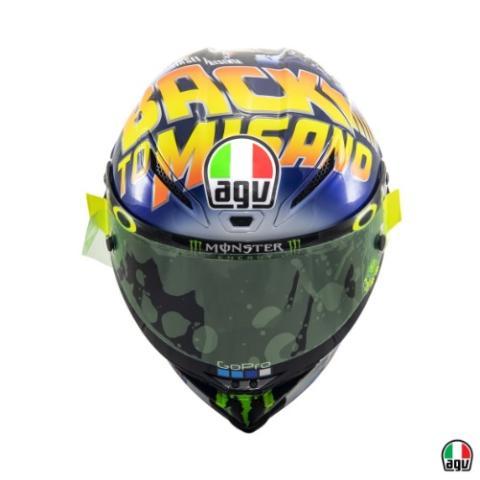 Casco Rossi Misano 2018