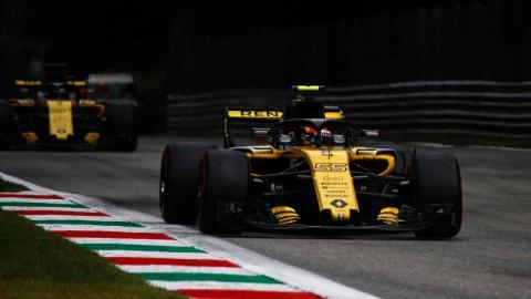 Clasificación GP Italia 2018