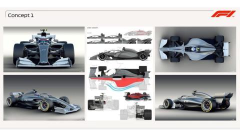 Concepto F1 2021 nº 1