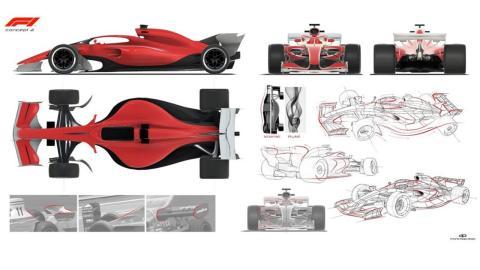 Concepto F1 2021 nº 2