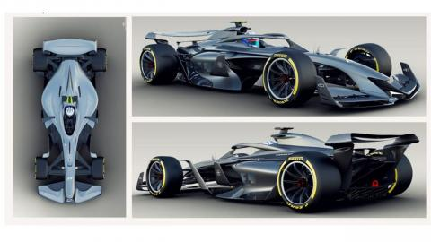 Concepto F1 2021 nº 3