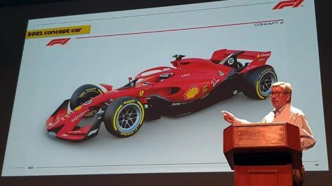 Concepto F1 2021