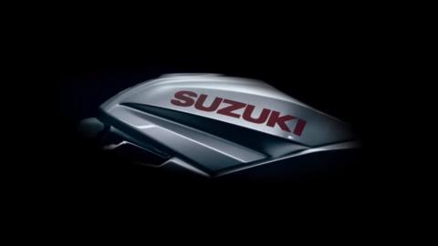 Depósito de la Suzuki Katana 2019