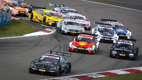 DTM en Nürburgring