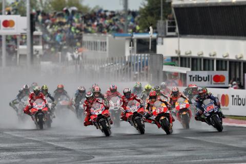 Horarios MotoGP Misano 2018