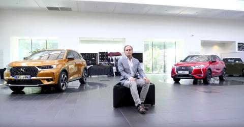 Ivo Groen, Responsable de diseño de DS Automobiles