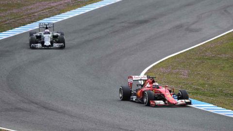 Jerez F1