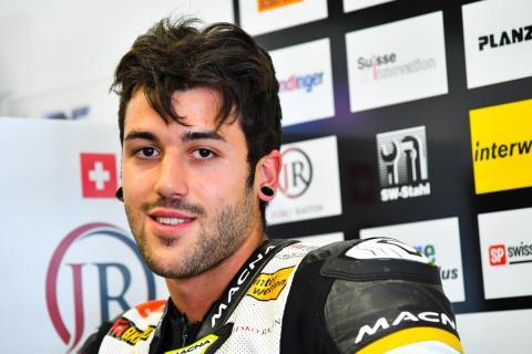 Jesko Raffin, piloto MotoE 2019