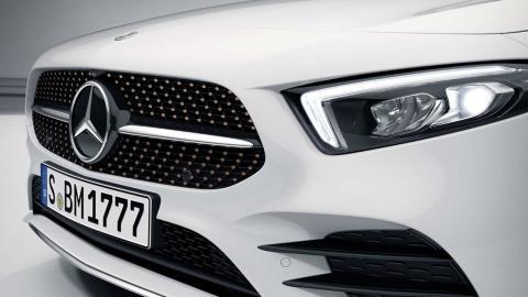 Mercedes Clase A Sedán Edition 1