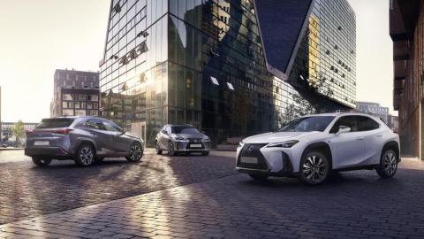 Novedades Lexus Salon Paris 2018