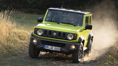 Nuevo Suzuki Jimny 2019