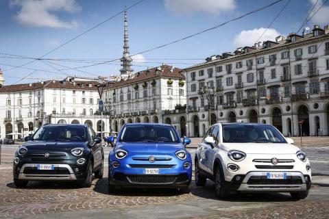 Presentación Fiat 500x Urban, Cross, Citycross 2018