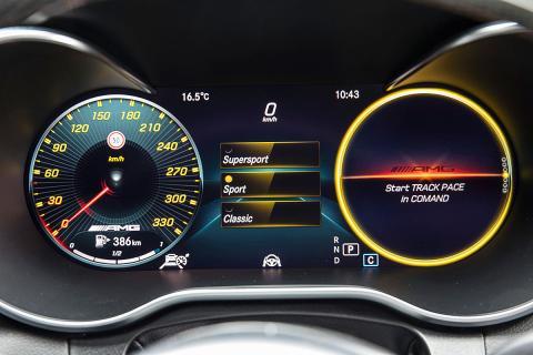 Lo probamos: Mercedes AMG C 63 S Coupé facelift