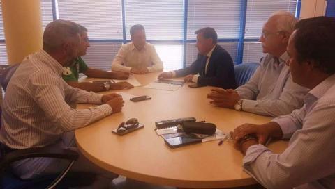 Reunión de autoridades Circuito de Jerez