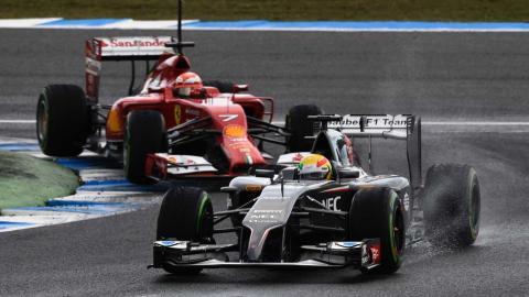 Test F1 Jerez