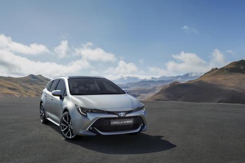 Toyota Corolla Hybrid Touring Sports
