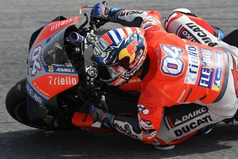 Victoria de Dovizioso en la Carrera MotoGP Misano 2018
