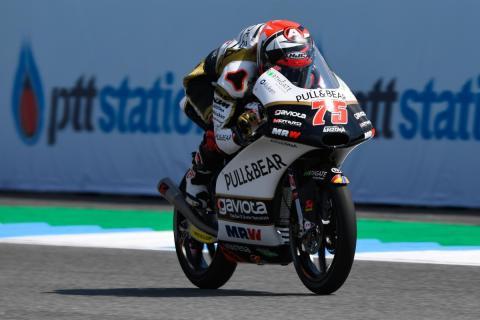 Albert Arenas gana la Carrera Moto3 Australia 2018