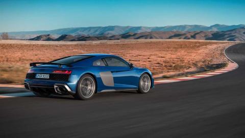 Audi R8 2019 circuito