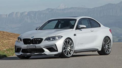 BMW M2 Competition Dahler