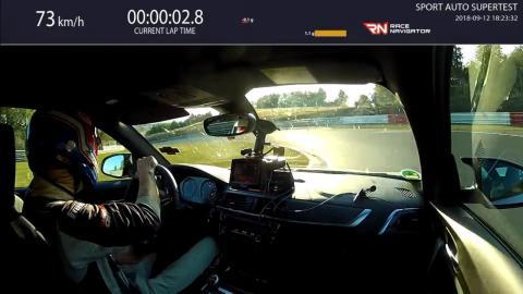 BMW M2 Competition Nurburgring