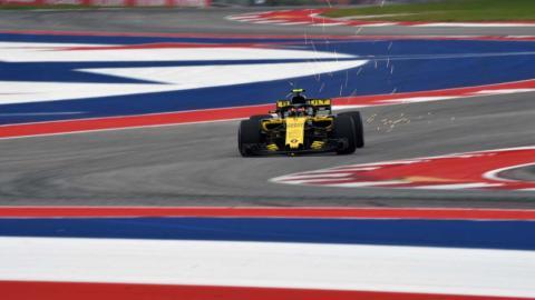 Carlos Sainz GP EEUU
