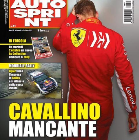 Cavallino Mancante (Autosprint)