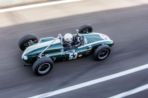 F1 en el Espíritu del Jarama 2018