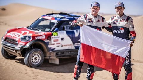 Ganadores X-Raid Mini Marruecos