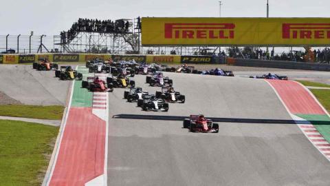GP EEUU F1 2018