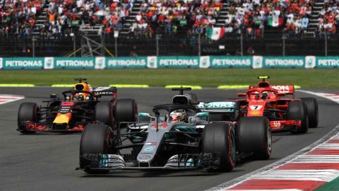 GP México 2018