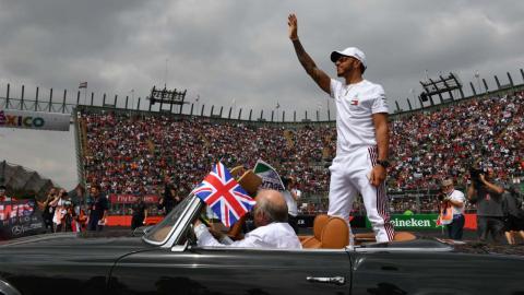 Hamilton campeón