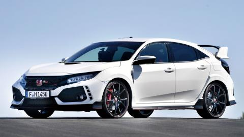 Honda Civic Type R vs Seat Leon SC Cupra