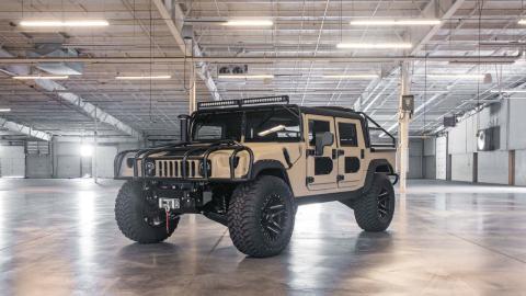Hummer H1 Baja Beast