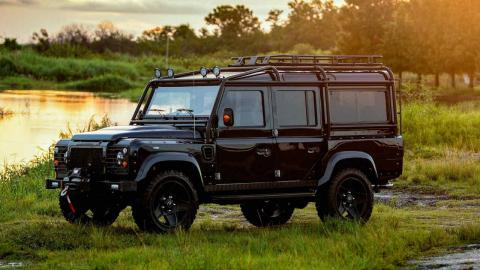 Land Rover Defender Project Evolution